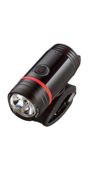 guee SOL 200 Plus Frontlicht Schwarz